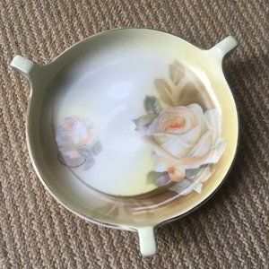 """Vintage RS Germany Plate With 3 handles. 7"""""""